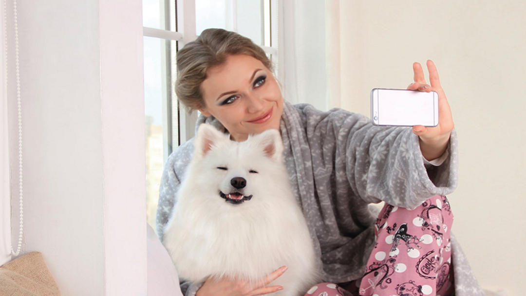 Article heading image for POOCH & POUT | How A Photo With Your Pet Can Help Deaf Dogs