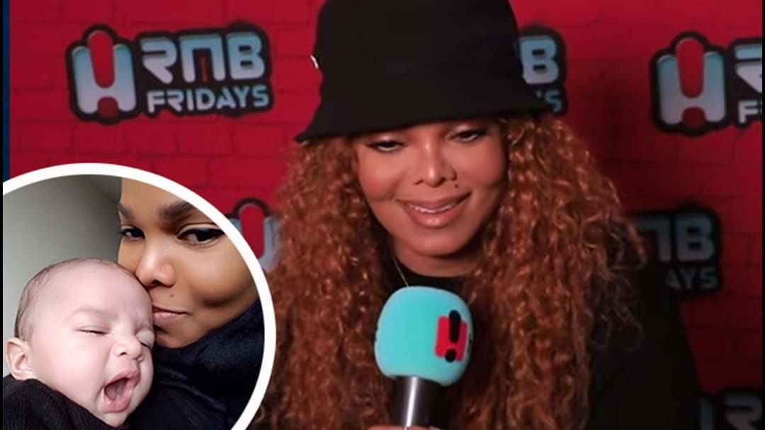 Article heading image for Janet Jackson Says Her Son Dances And Sings Like The Jackson Family