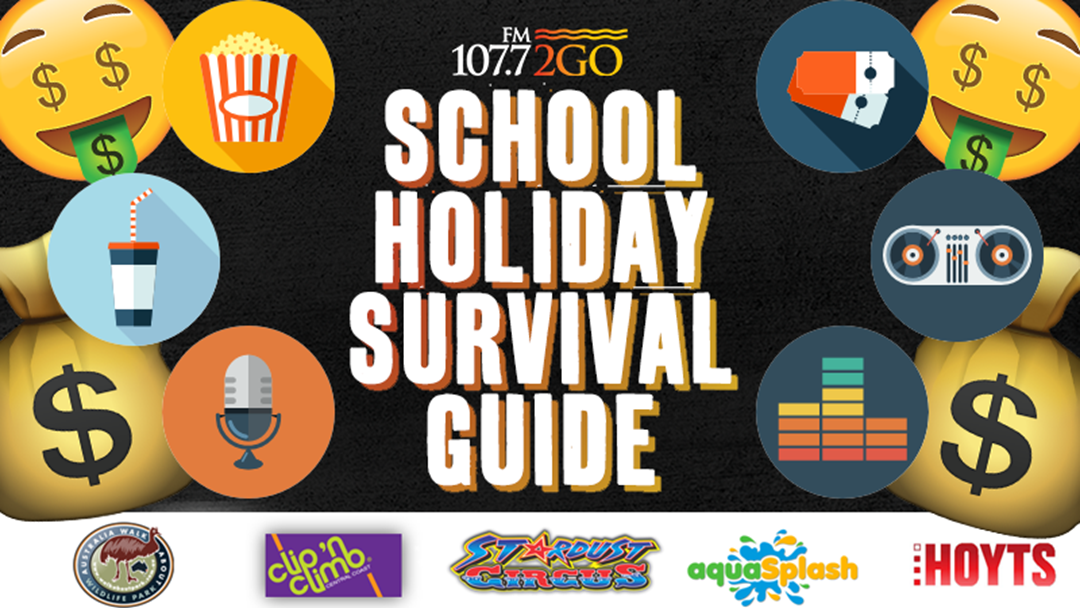 Article heading image for 2GO's School Holiday Survival Guide!
