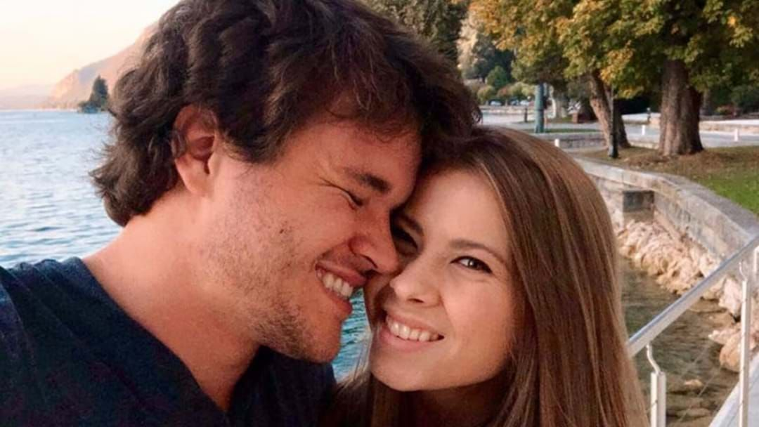 Article heading image for Bindi Irwin Gives Birth To Her First Child & The Name Is A Nod To Dad Steve