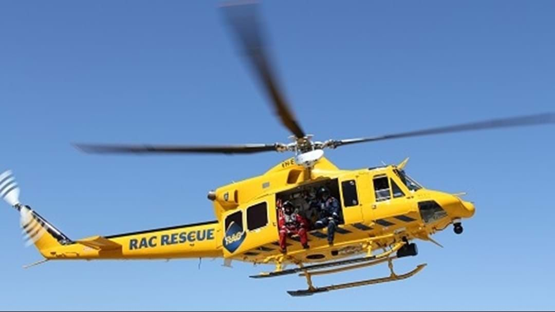 Article heading image for RAC Rescue Attends Crash Near Williams