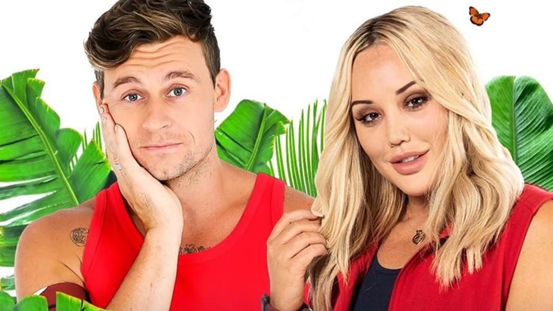 Charlotte Crosby causes me to be a celebrity romance with Ryan Gallagher
