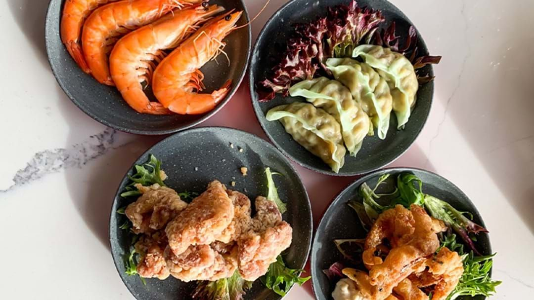 Article heading image for This Japanese Restaurant Just Launched The Most Mouth-Watering Vegan And Coeliac Menu