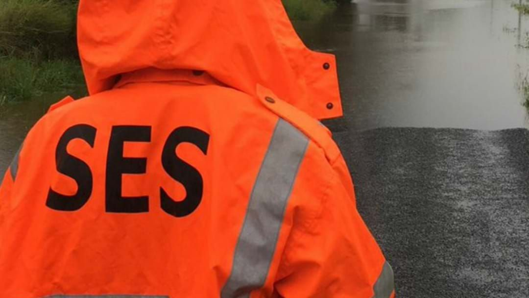 """Article heading image for Michael Young From Mackay SES Says """"Get Ready"""" For Wet Season"""