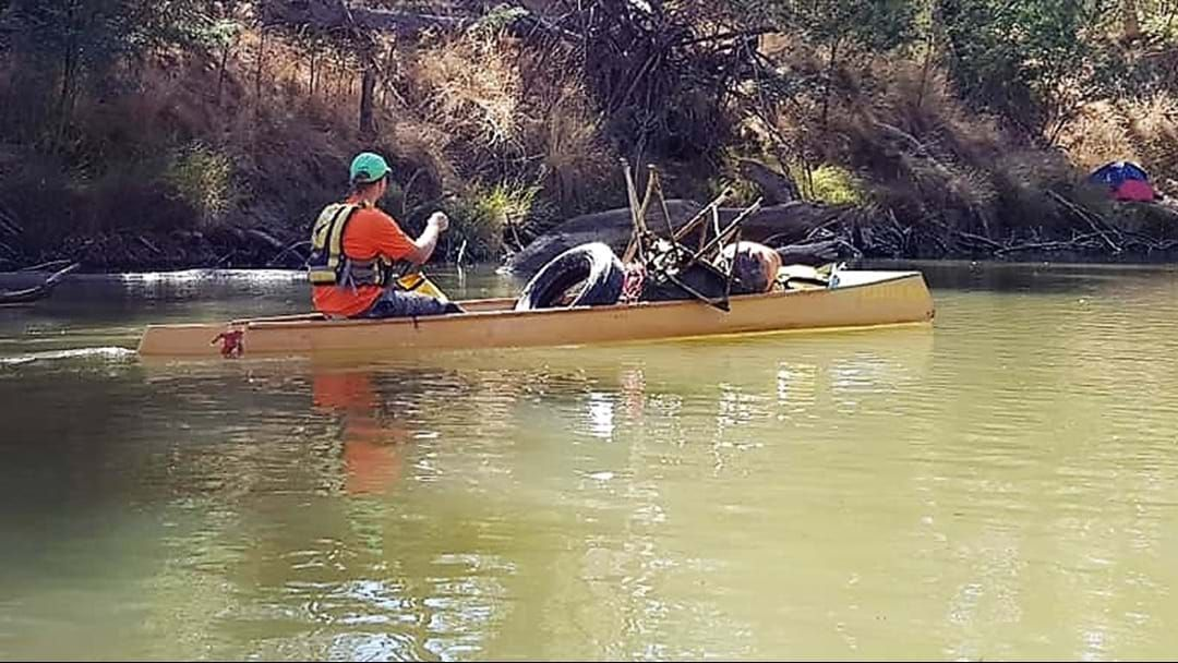 Article heading image for What A Load Of River Rubbish