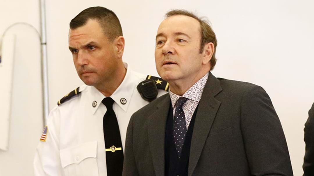 Article heading image for Kevin Spacey Has Pleaded Not Guilty To Sexual Assault
