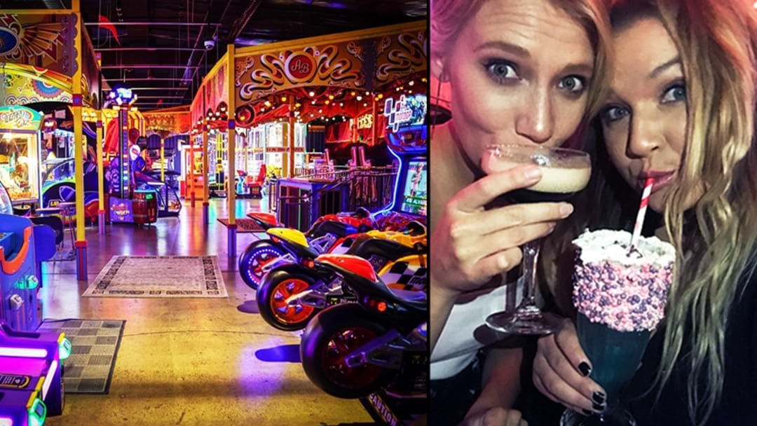 Article heading image for Sydney Basically Has Its Own Boozy Disneyland For Adults And We Are All About It
