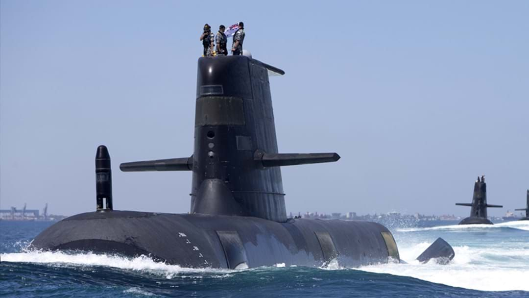 Article heading image for Doubts Over $50B Submarine Deal Leaves Government Looking At Contingencies