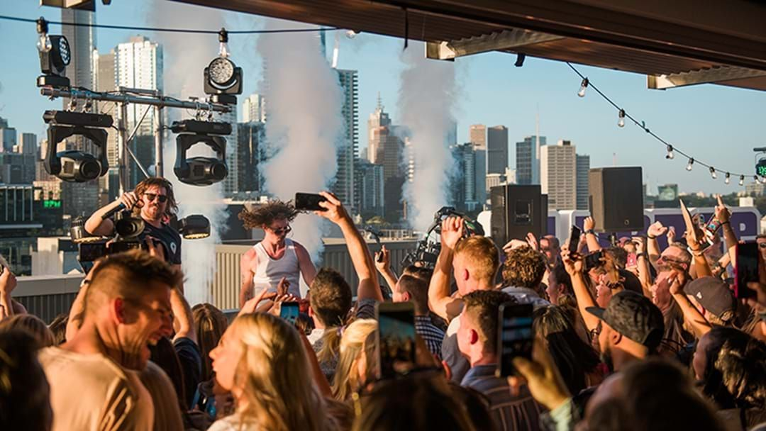 Article heading image for GALLERY: All The Action From Slurpee Summer Session With Peking Duk