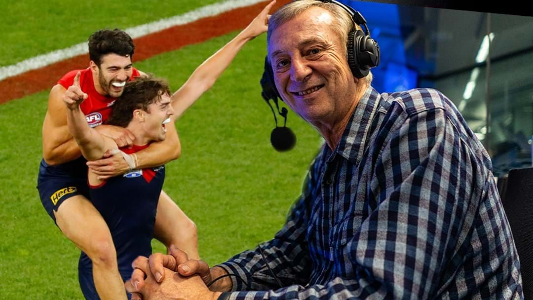 Article heading image for Dennis Cometti Signs Off From Commentating With His Final Ever Call