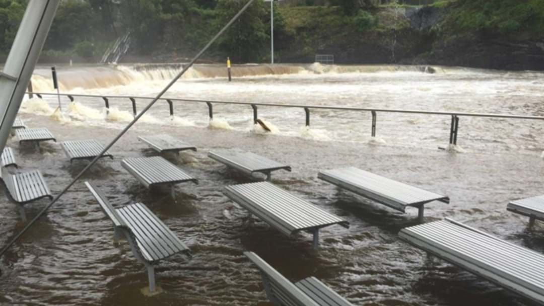 Article heading image for Experts Warn Parramatta Could Be Flooded In Under 10 Minutes