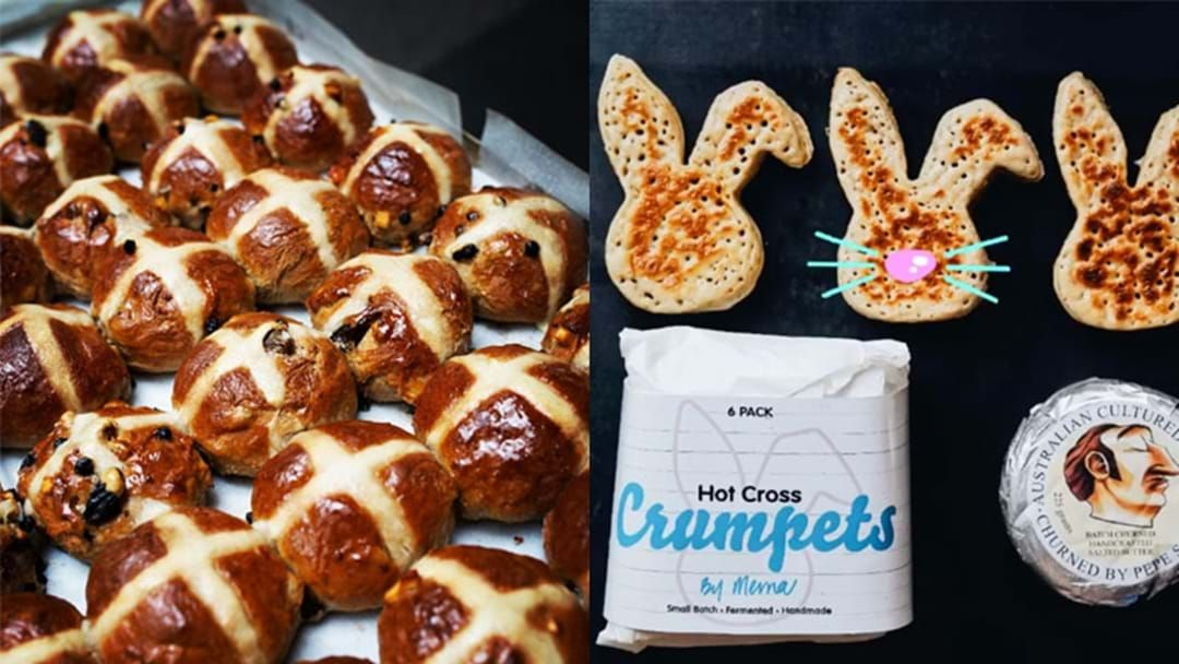 Article heading image for Where To Find The Best Hot Cross Buns In Sydney Right Now!