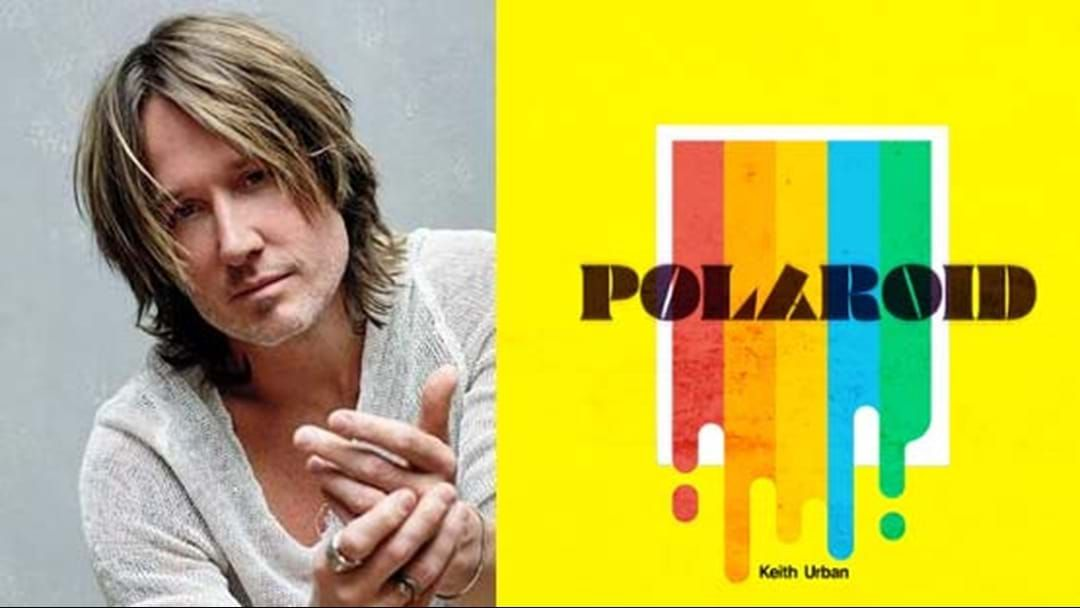 Article heading image for Keith Urban Has Just Dropped A Brand New Single
