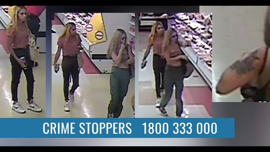 Article heading image for Two Women Wanted In Connection With Mooroopna Theft