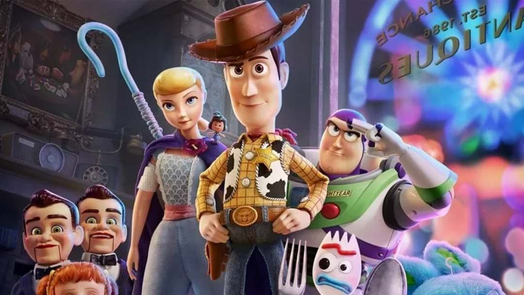 Article heading image for The First Full Trailer For Toy Story 4 Has Arrived