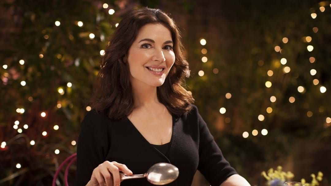 Article heading image for MASTERCHEF: Monica Reveals What Nigella Is Really Like!