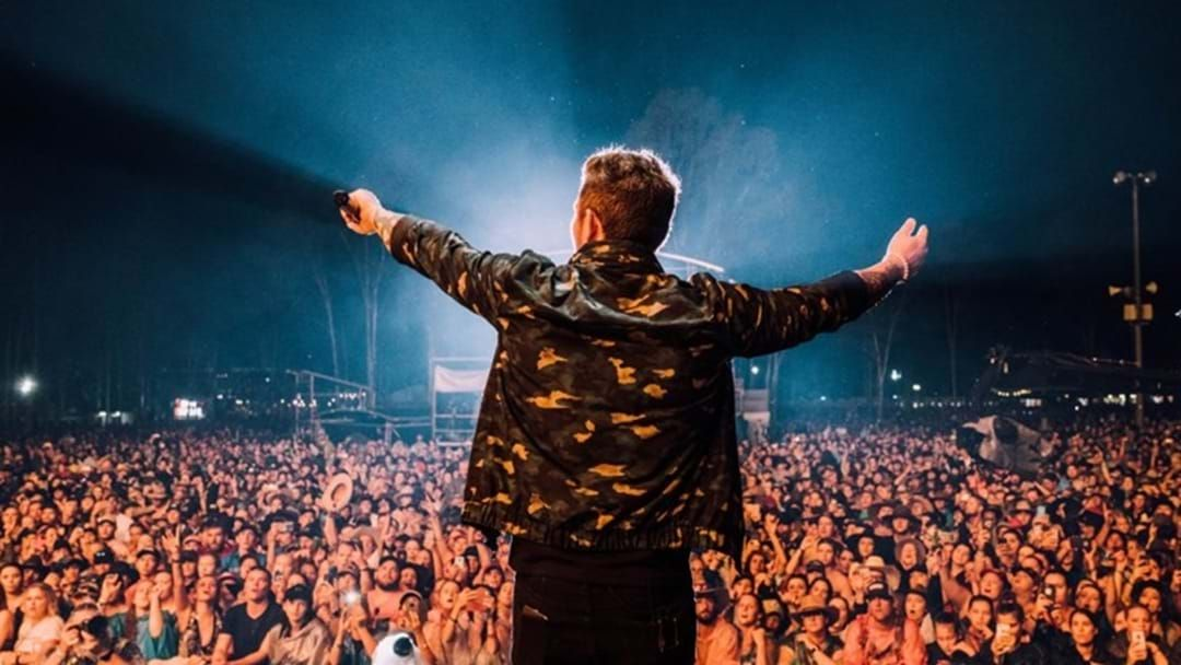 Article heading image for Michael Ray Takes Music to Three Continents in Three Weeks