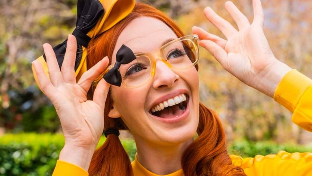 Article heading image for Emma 'Yellow Wiggle' Watkins Has Announced She's Engaged!