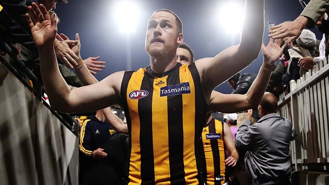 Article heading image for Jarryd Roughead Announces His Retirement