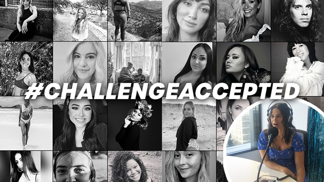 Article heading image for Is #challengeaccepted A Good Movement? Let's chat about it.