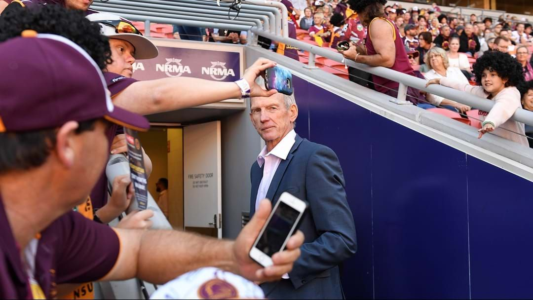 """Article heading image for """"He Doesn't See Himself Coaching There"""": Peter Badel On What's Next For Wayne Bennett"""