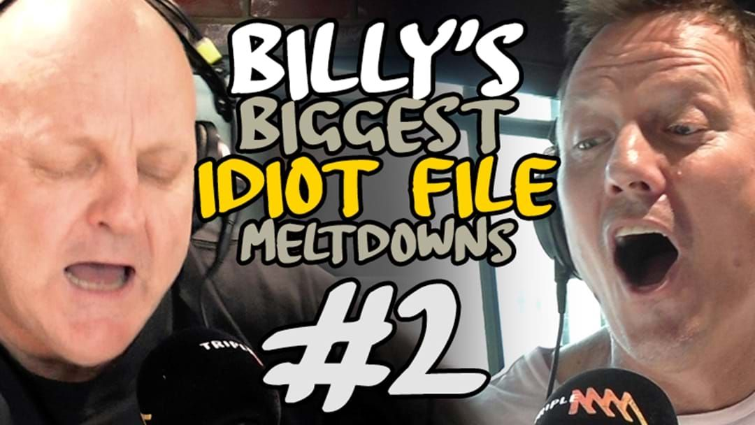 """Article heading image for Billy's Biggest Idiot File Meltdowns   #2: """"WRINKLIEST!"""""""