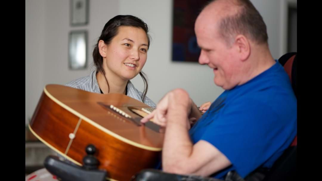 Article heading image for Here's How You Can Start A Career In Disability Support!