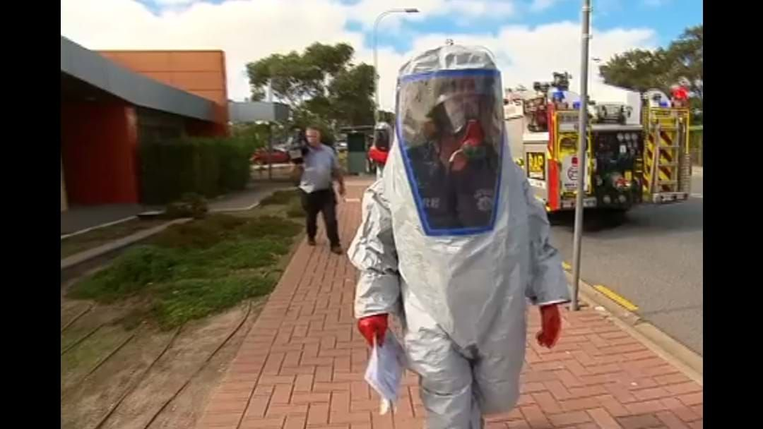 Article heading image for Centrelink Evacuated After Fears 'Toxic Substance' Dropped Inside The Building