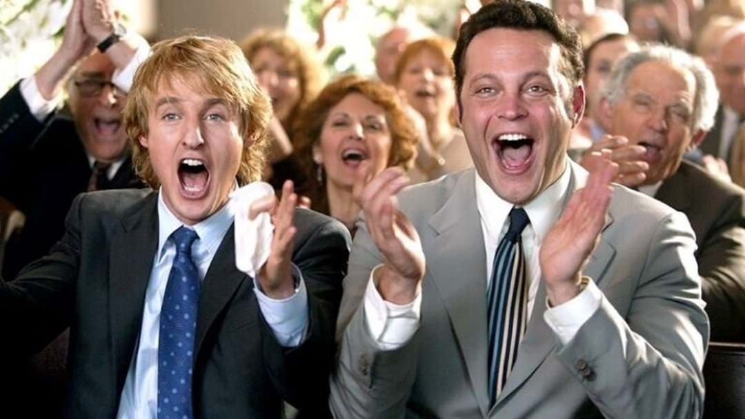 Article heading image for There May Be A Wedding Crashers 2 On The Way!