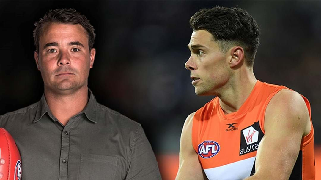 """Article heading image for Jay Clark Says He Has """"Absolutely No Doubt"""" Josh Kelly Will Play For North Melbourne At Some Point"""