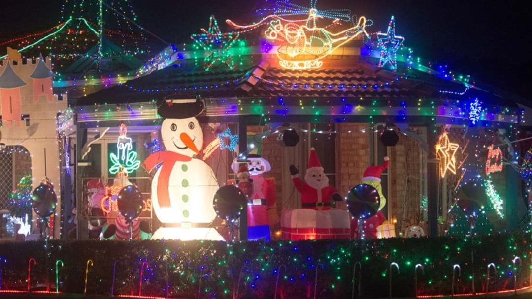 Article heading image for Where To Find The Very Best Xmas Light Displays Here In #Perth
