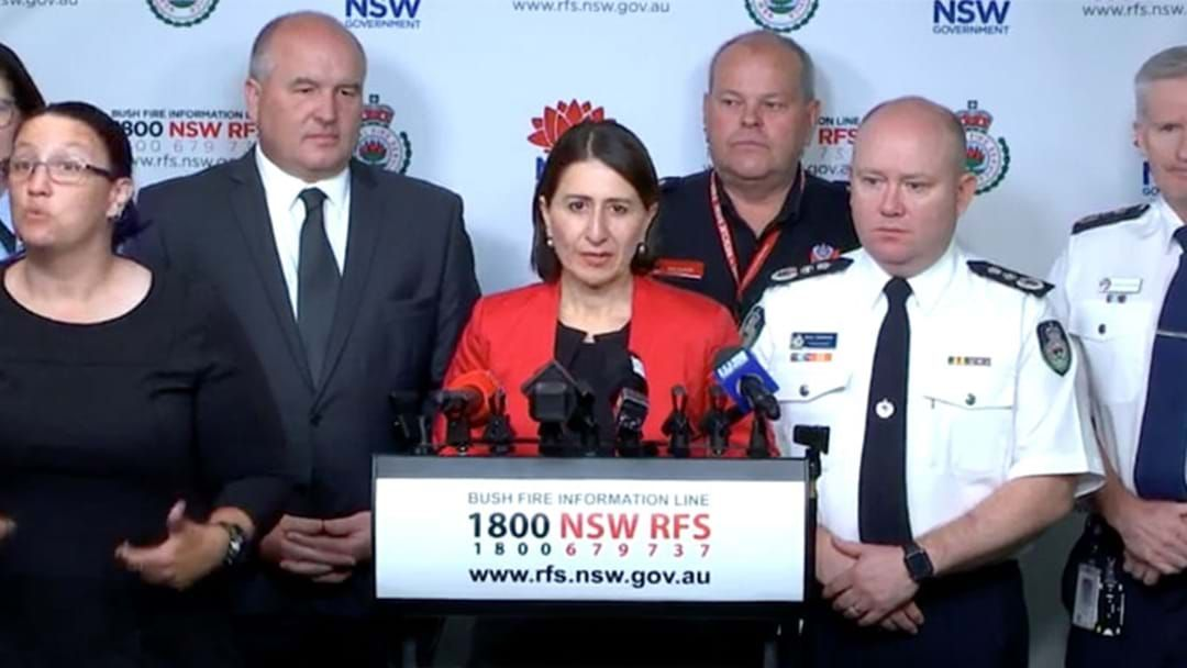 Article heading image for What A 'State Of Emergency' Means For NSW Moving Forward