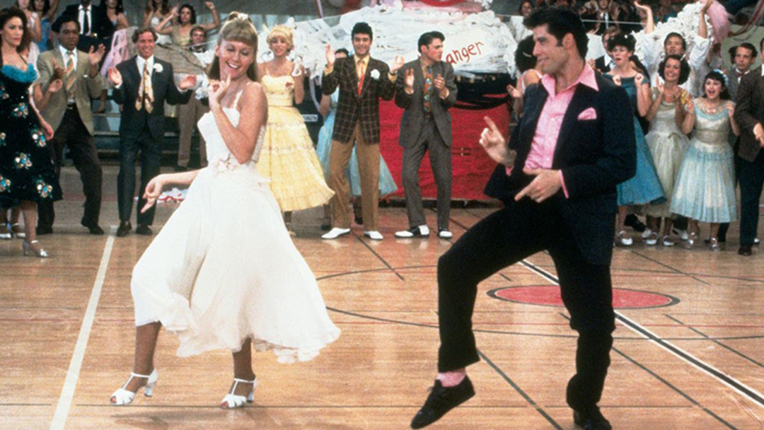 Article heading image for Join Us For A 'Grease' Viewing Party At Home This Saturday Night!