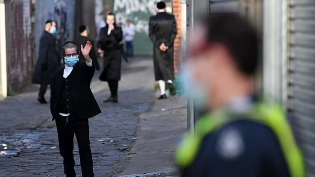 Article heading image for Worshippers Illegally Gather Breaching COVID Health Orders