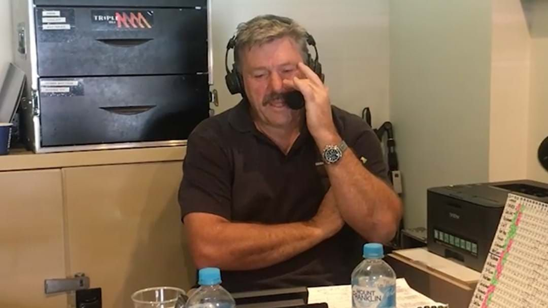 Article heading image for LISTEN | Brian Taylor Gives Everyone In The Triple M Box A Blowtorch