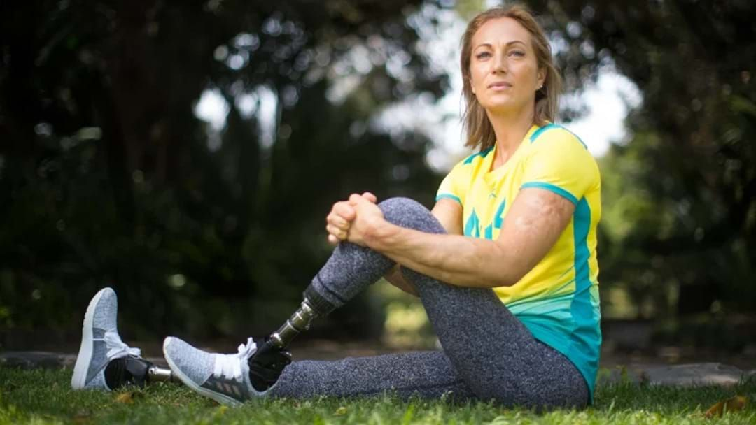 Article heading image for Inspiring Paralympian Representing Albury In Three Different Events At Tokyo