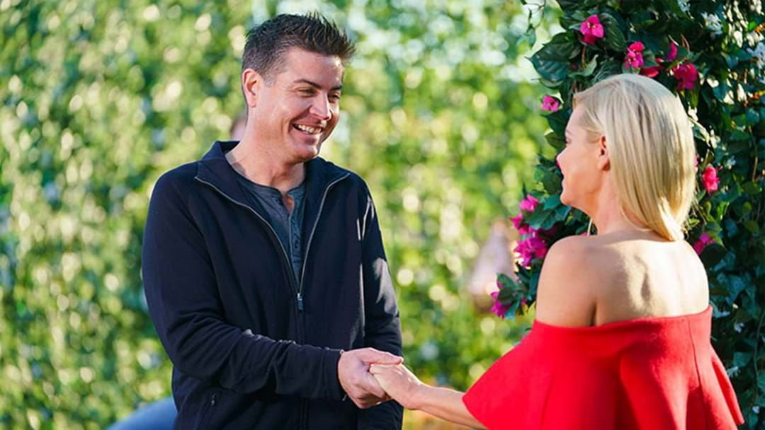 Article heading image for Stu Laundy Reveals How He Actually Ended Up On The Bachelorette