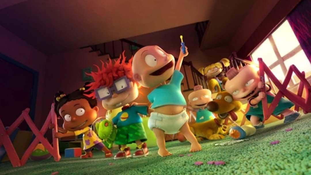 Article heading image for The Rugrats are Back