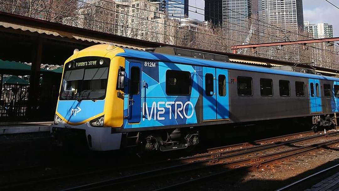 Article heading image for New Figures Show Melbourne's Trains Are Getting More Crowded