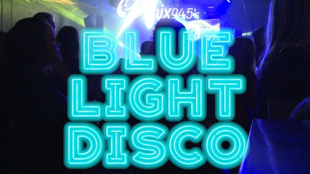 Article heading image for Another Mintox Blue Light Disco At Capitol