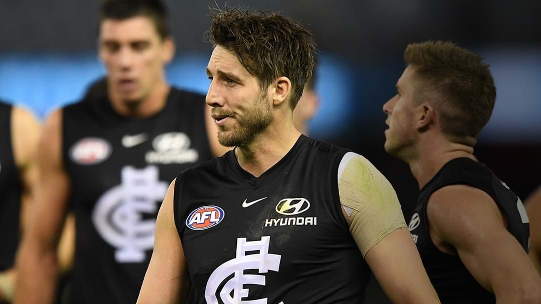 Article heading image for Tom Browne Gives An Update On Dale Thomas's Future At Carlton