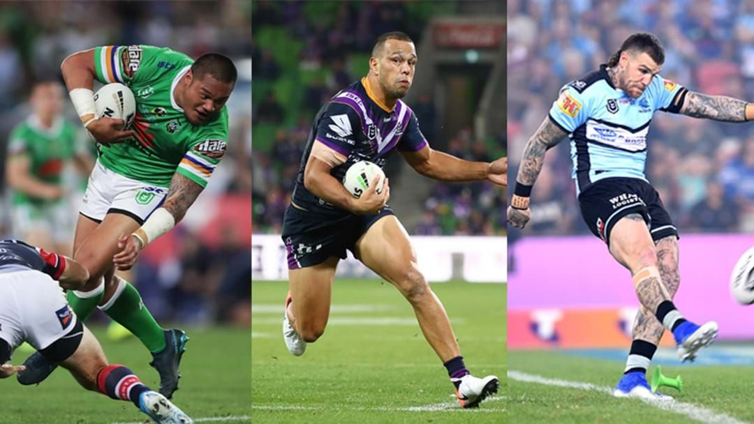 Article heading image for POWER RANKINGS | The Five NRL Players Most Likely To Switch Clubs This Off-Season