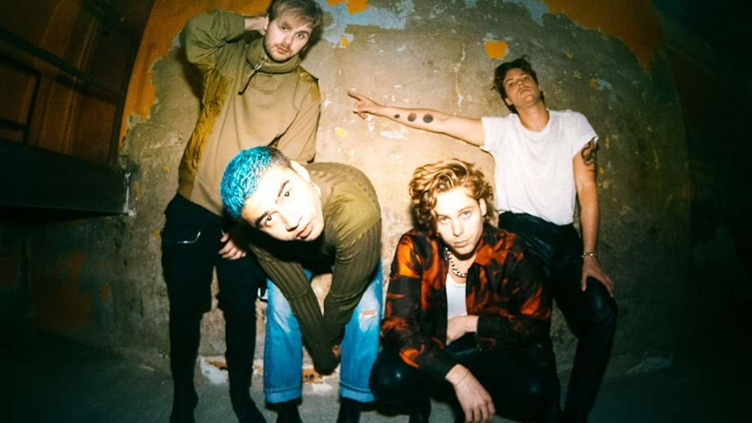 Article heading image for 5SOS Announce 'No Shame' 2020 Aussie Tour