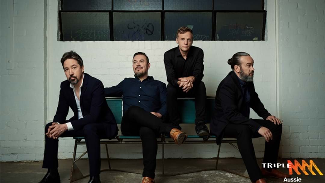 Competition heading image for Score Tickets To Shihad!