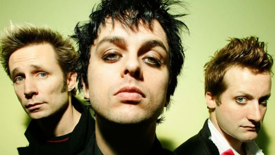 Article heading image for Green Day Chat About Their Longevity As A Band In The Industry