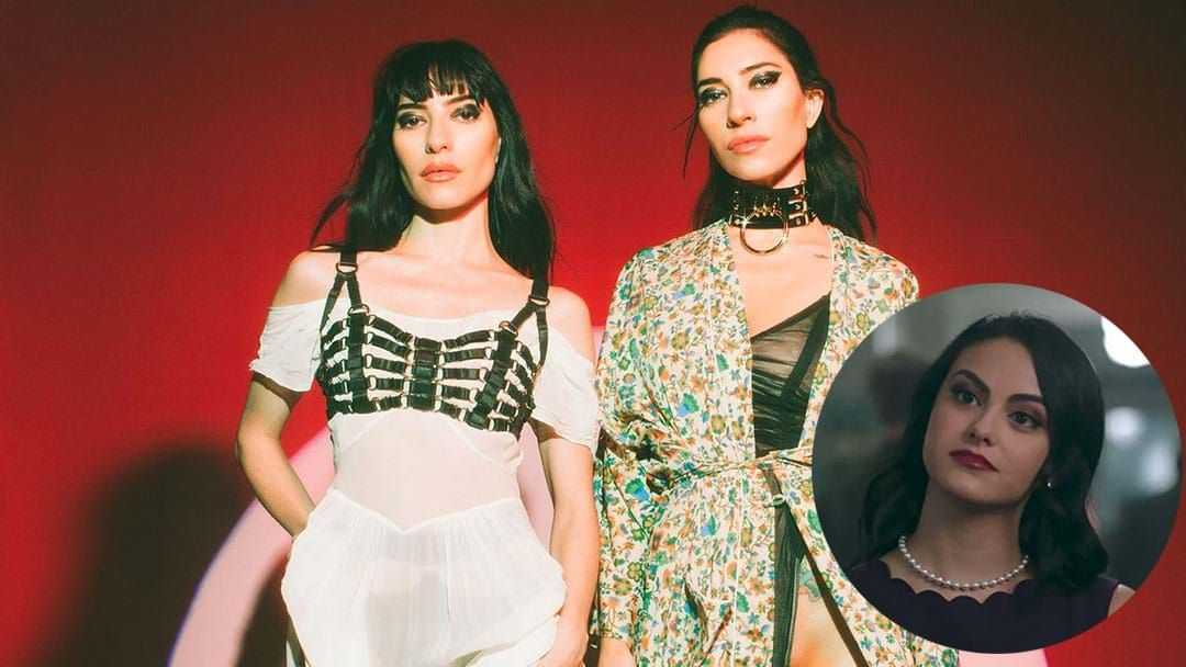 Article heading image for The Veronicas Reveal Archie Comics Once Threatened To Sue Them Over Their Name