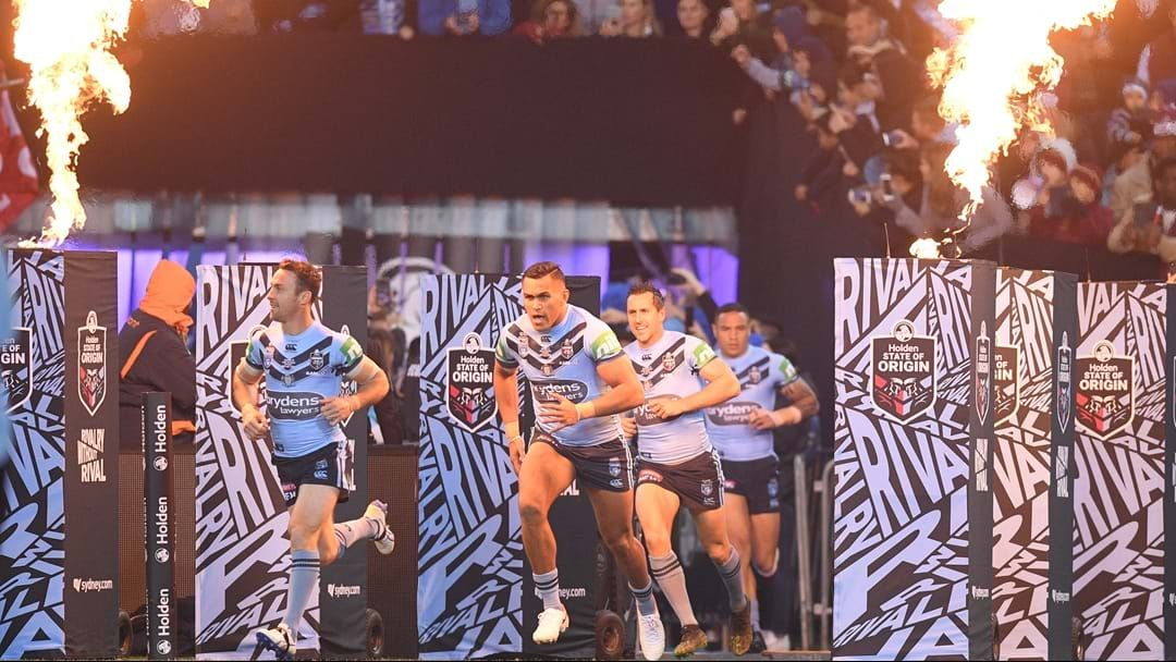 Article heading image for Everyone Made The Same Joke About The NSW Team's Runout Last Night