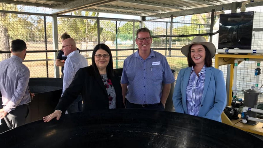 Article heading image for Rockhampton State High School Receives Funding For $2.5 Million Aquaculture Facility