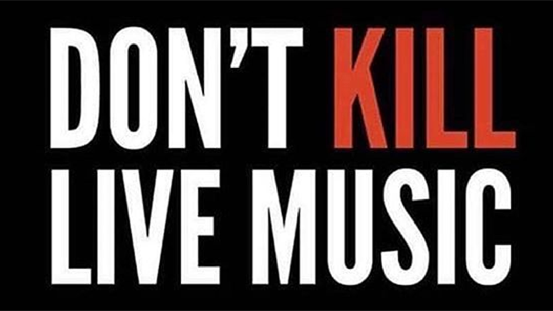 Article heading image for Don't Kill Live Music: Musos and Promoters Will Rally In Hyde Park Today To Protest Of Tough New Regs