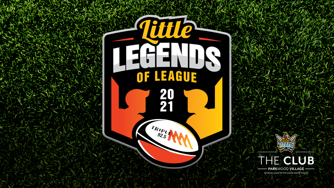 Competition heading image for Join us for the Little Legends of League